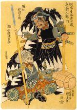 Utagawa_Kunisada-c1850-Horibe_Yahei-Horibe_Yasubei